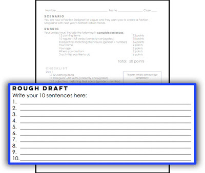 how to create an awesomely engaging project as an assessment - rough draft