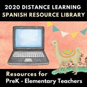 Free Spanish Digital Activities