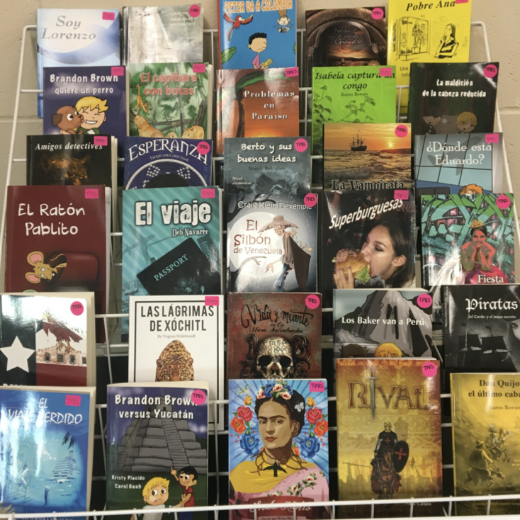 Teaching a Novel 101 in Spanish class - shared by Mis Clases Locas on Secondary Spanish Space