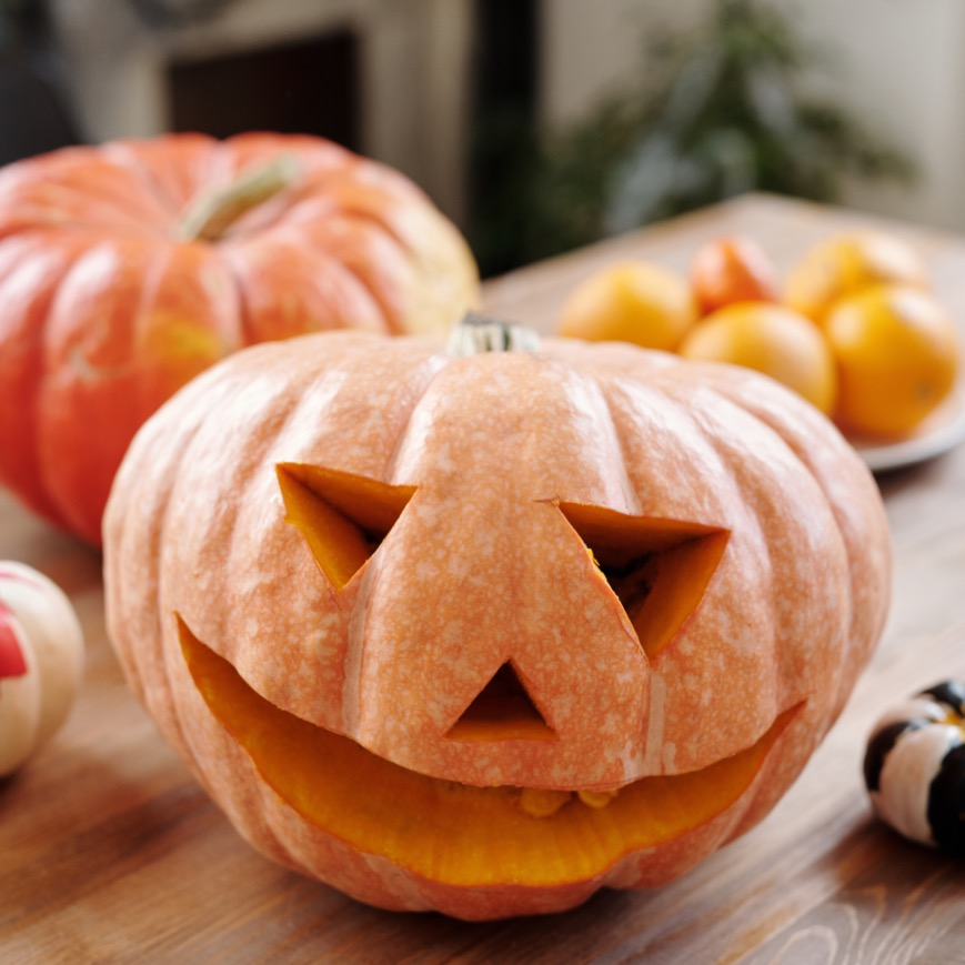 Pumpkin and fall items