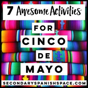 Cinco de Mayo Spanish Lesson Plans