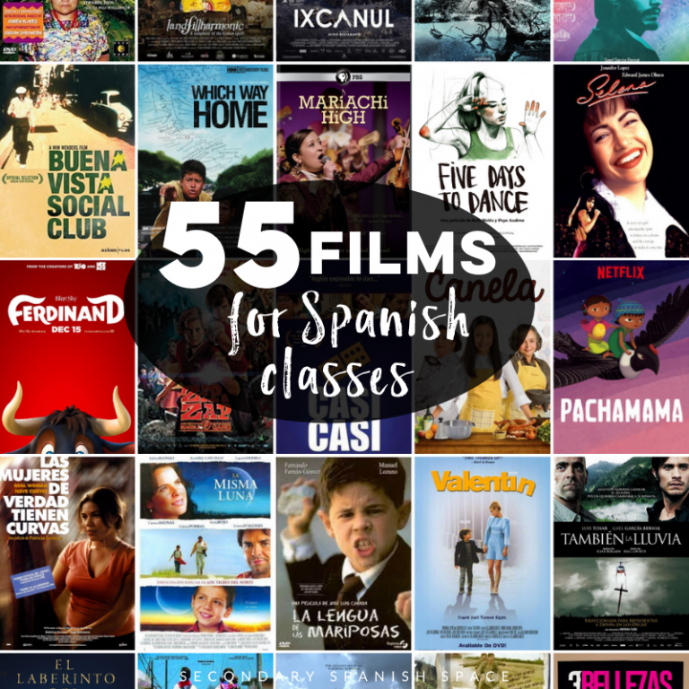 Spanish films and movies